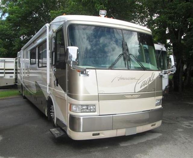 Used 1998 American Coach American Eagle 40VS Class A - Diesel For Sale