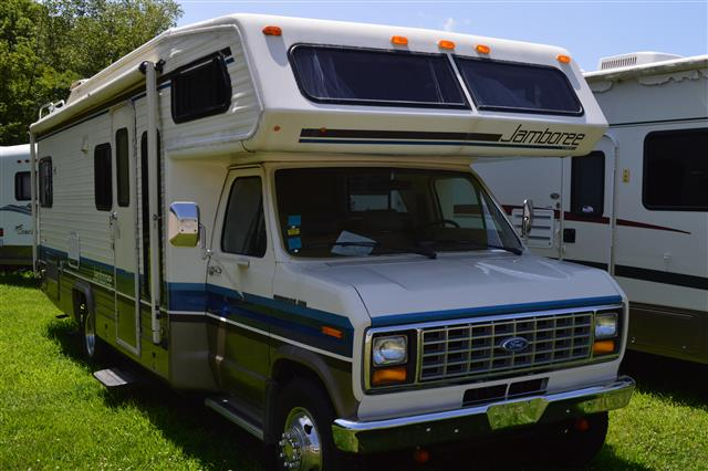 Used 1989 Fleetwood Jamboree 26(AS-IS) Class C For Sale