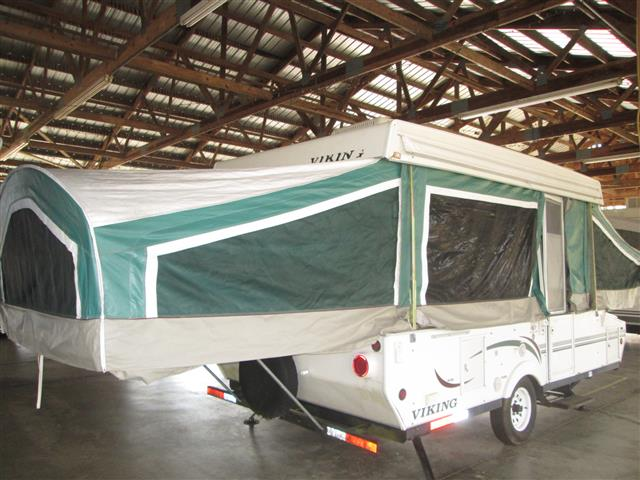 Used 2002 Viking Viking 2595 Pop Up For Sale