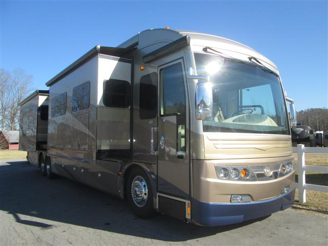 Used 2015 American Coach Eagle 45T Class A - Diesel For Sale