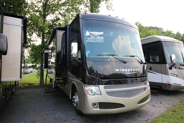 Buy a New Winnebago Adventurer in Marion, NC.