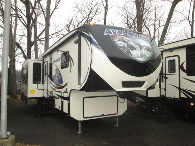 2015 Keystone Avalanche