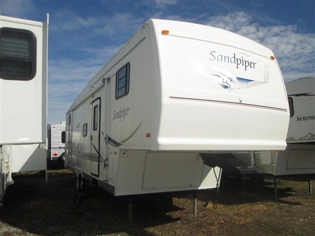 Used 2003 Forest River Sandpiper 30FKSS Fifth Wheel For Sale