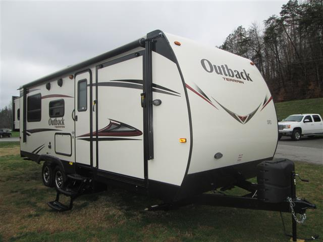 Buy a New Keystone OUTBACK TERRAIN in Marion, NC.