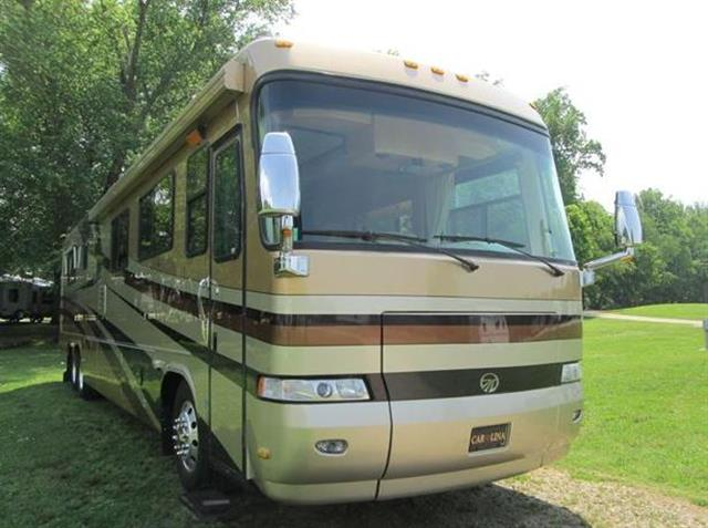 Used 2002 Monaco Executive 42DBBS Class A - Diesel For Sale