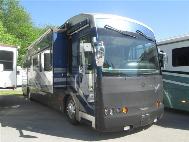 Used 2005 American Coach Eagle 40L Class A - Diesel For Sale