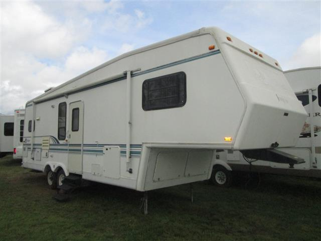 Used 1996 Jayco Designer 3030RK(AS-IS) Fifth Wheel For Sale