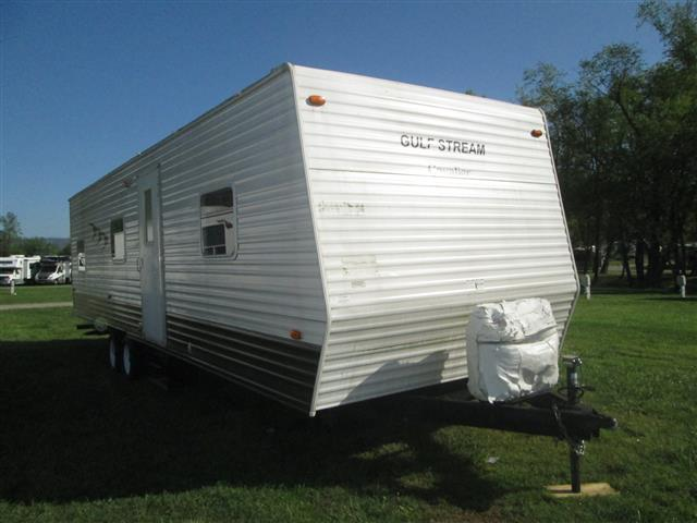 Used 2006 Gulfstream Cavalier 25BH(AS-IS) Travel Trailer For Sale