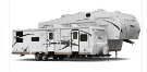 New 2016 Forest River FLAGSTAFF CLASSIC SUPER LITE 8528IKWS Fifth Wheel For Sale