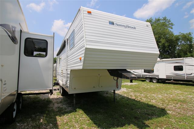 Used 2000 Sunnybrook Sunnybrook 24CKFS(AS-IS) Fifth Wheel For Sale
