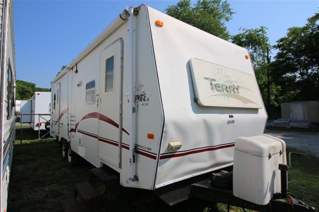 Used 2000 Fleetwood Terry 27F(AS-IS) Travel Trailer For Sale