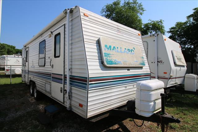 Used 1998 Fleetwood Mallard 27G Travel Trailer For Sale
