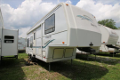 Used 1999 Holiday Rambler Alumalite 27RK Fifth Wheel For Sale