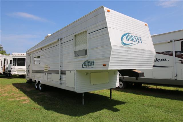 Used 2000 Keystone Hornet 305L(AS-IS) Fifth Wheel For Sale