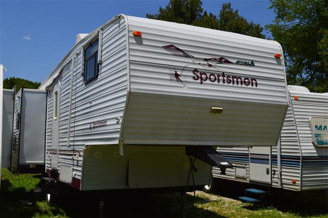 Used 2003 K-Z Sportsmen 2457(AS-IS) Fifth Wheel For Sale