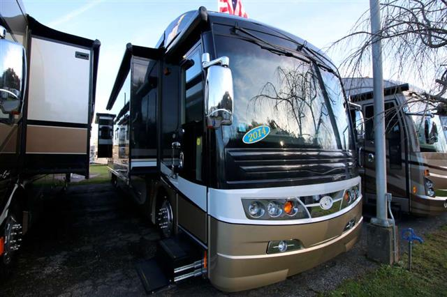 New 2014 American Coach Eagle 45A Class A - Diesel For Sale