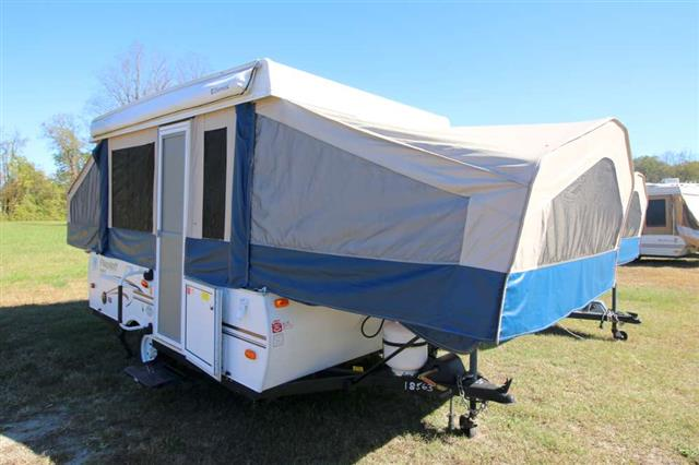 Used 2013 Forest River Flagstaff 205 Pop Up For Sale