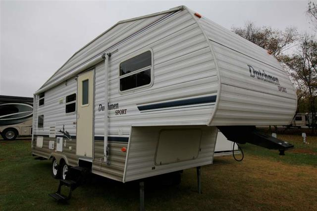 Used 2004 Dutchmen Sport 24B-M5 Fifth Wheel For Sale