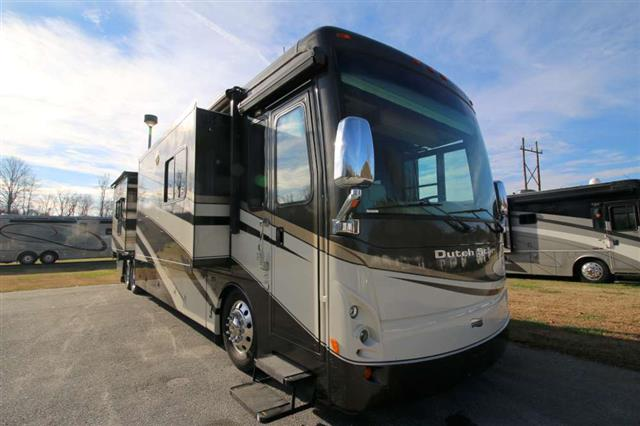Used 2008 Newmar Dutchstar 4317 Class A - Diesel For Sale