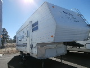 Used 2004 Forest River Sandpiper F29 Fifth Wheel Toyhauler For Sale