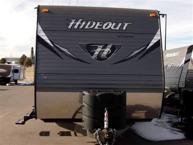 New 2015 Keystone Hideout 24RLS Travel Trailer For Sale
