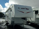 Used 2007 Fleetwood Prowler 295RL Fifth Wheel For Sale