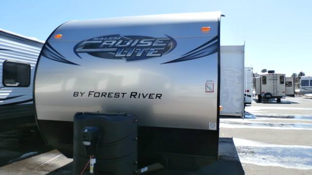 New 2015 Forest River SALEM CRUISE LITE 281QBXL Travel Trailer For Sale