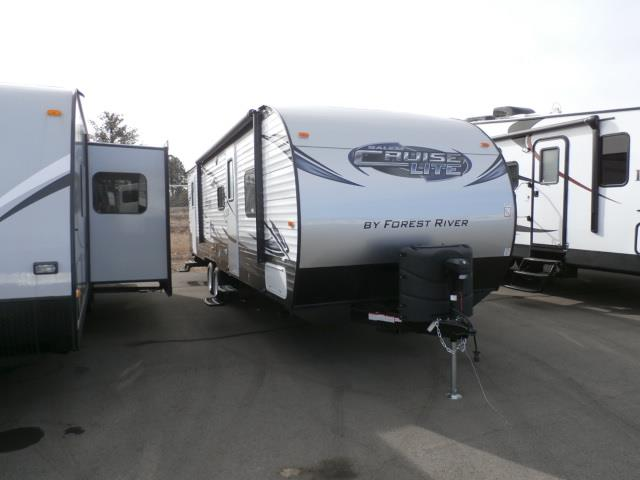 New 2015 Forest River SALEM CRUISE LITE 262BHXL Travel Trailer For Sale