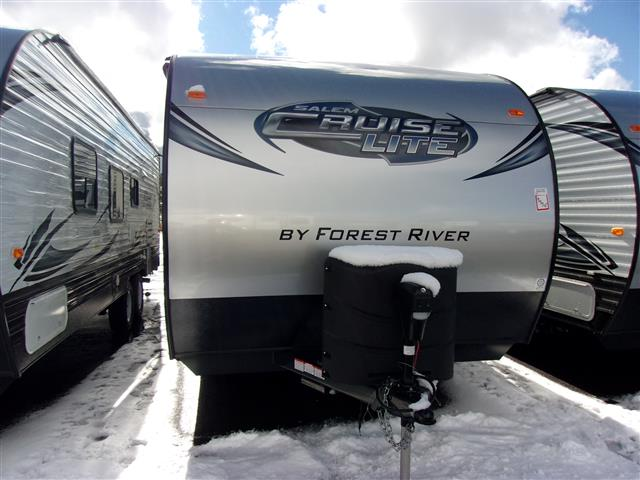 New 2015 Forest River SALEM CRUISE LITE 241QBXL Travel Trailer For Sale