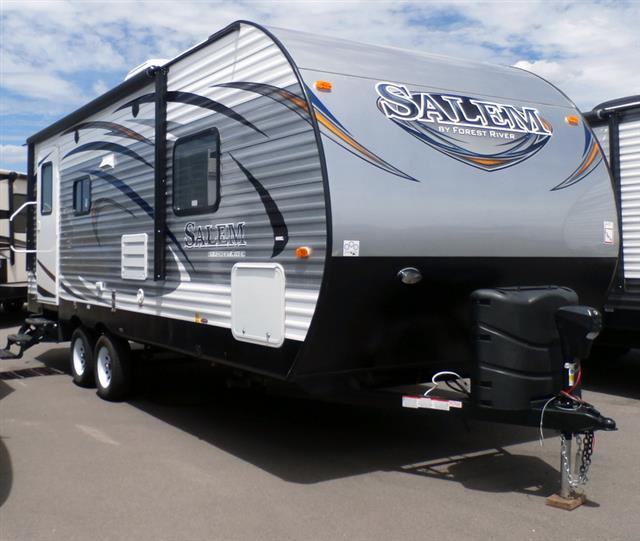 New 2016 Forest River Salem 21RBS Travel Trailer For Sale