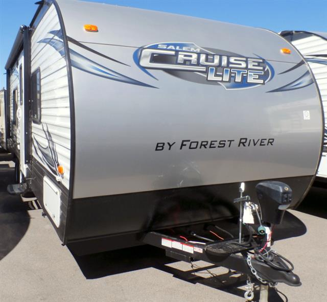 New 2016 Forest River SALEM CRUISE LITE 261BHXL Travel Trailer For Sale