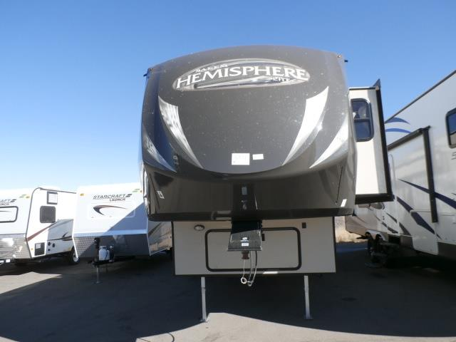 New 2015 Forest River SALEM HEMISPHERE 327RES Fifth Wheel For Sale