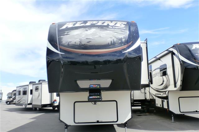 New 2016 Keystone Alpine 3600RS Fifth Wheel For Sale