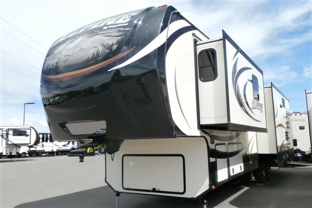New 2016 Keystone Alpine 3600RS Fifth Wheel For Sale