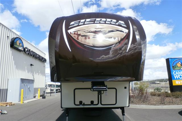 New 2016 Forest River Sierra 365SAQB Fifth Wheel For Sale
