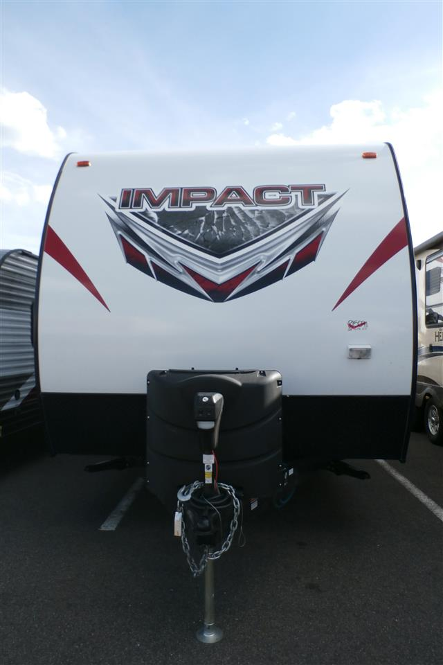New 2016 Keystone IMPACT 260 Travel Trailer Toyhauler For Sale