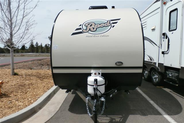 New 2016 Forest River R POD 172 Travel Trailer For Sale