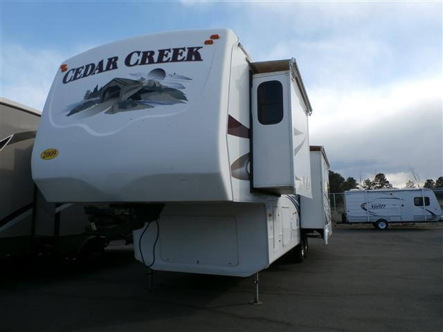 2009 Forest River Cedar Creek
