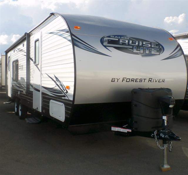 New 2016 Forest River SALEM CRUISE LITE 231RKXL Travel Trailer For Sale