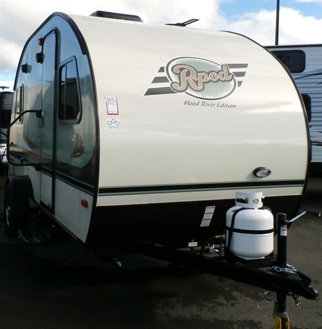 New 2016 Forest River R POD 171 Travel Trailer For Sale