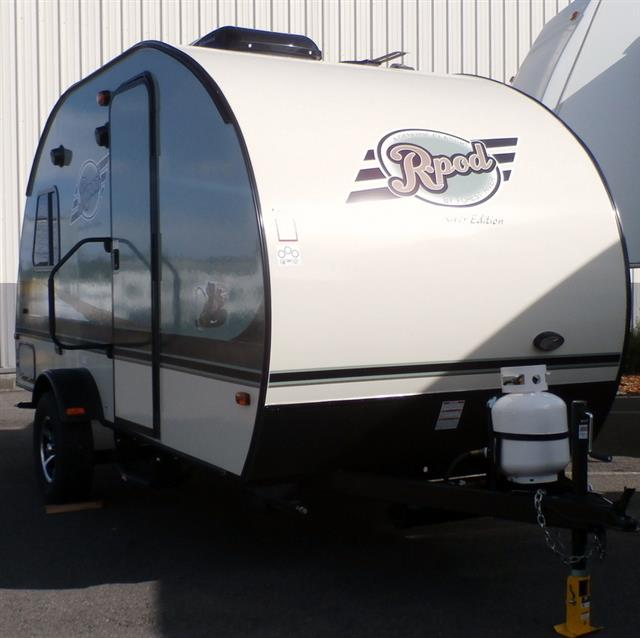 New 2016 Forest River R POD 176 Travel Trailer For Sale