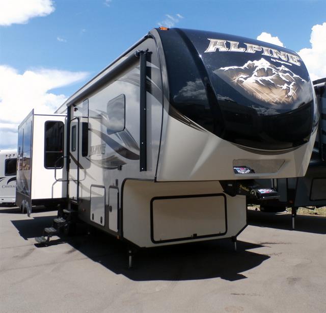 New 2016 Keystone Alpine 3010RE Fifth Wheel For Sale