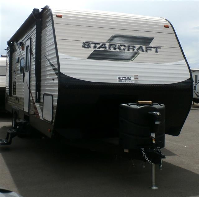New 2016 Starcraft AR-ONE 25BHS Travel Trailer For Sale