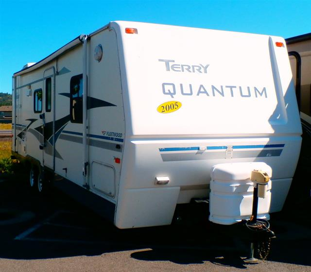 2005 Fleetwood Terry Quantum