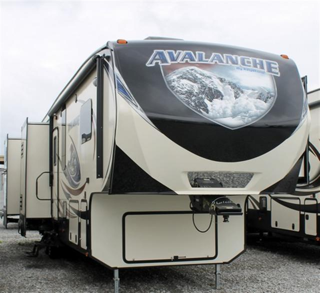 New 2016 Keystone Avalanche 361TG Fifth Wheel For Sale
