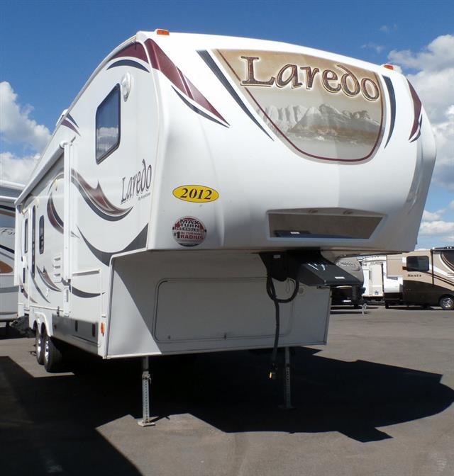 Used 2012 Keystone Laredo 266RL Fifth Wheel For Sale