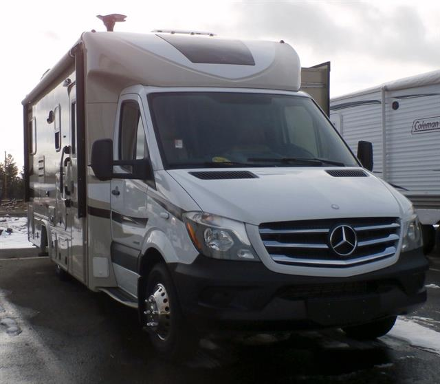 Used 2015 Coachmen Prism 24G Class C For Sale