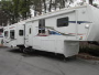 Used 2009 Heartland Big Horn 3670RL Fifth Wheel For Sale