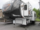 New 2014 Heartland Cyclone 3800 Fifth Wheel Toyhauler For Sale
