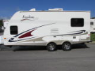 Used 2008 Keystone Freedom Lite 185QB Travel Trailer For Sale